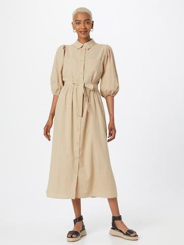 Rochie tip bluză 'MYSALINA' de la minimum pe verde