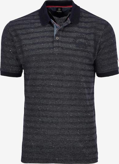 LERROS Poloshirt in nachtblau / dunkelgrau, Produktansicht
