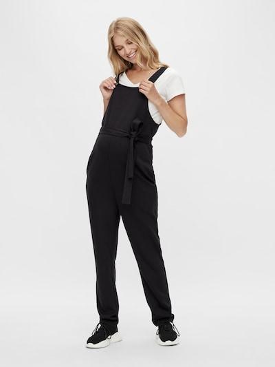 MAMALICIOUS Jumpsuit 'Zane' in de kleur Zwart, Modelweergave