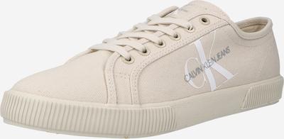 bézs / szürke / fehér Calvin Klein Jeans Rövid szárú edzőcipők, Termék nézet