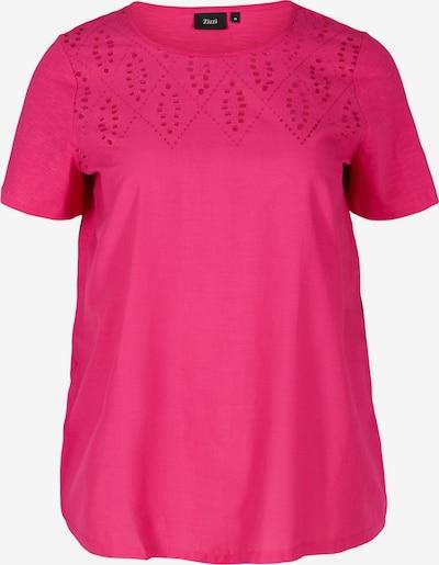 Zizzi Tričko 'Mstella' - ružová, Produkt