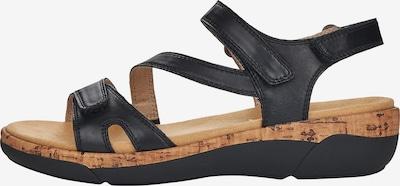 REMONTE Sandale in schwarz, Produktansicht