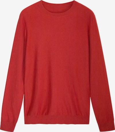 Pulover 'TEN' MANGO MAN pe roșu, Vizualizare produs