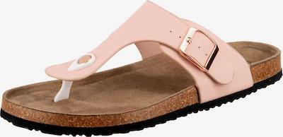 ambellis Schuh in rosa, Produktansicht
