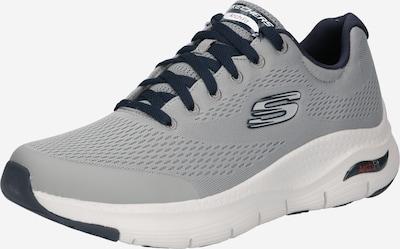 Sneaker bassa 'ARCH FIT' SKECHERS di colore blu scuro / grigio / bianco, Visualizzazione prodotti