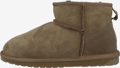 EMU AUSTRALIA Boots en marron, Vue avec produit