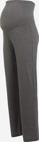 MAMALICIOUS Trousers 'GINNIE' in Grey