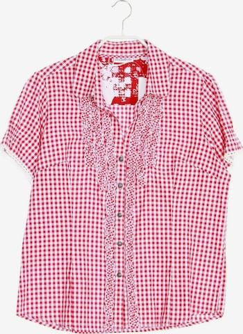 STOCKERPOINT Trachten-Bluse in XL in Rot