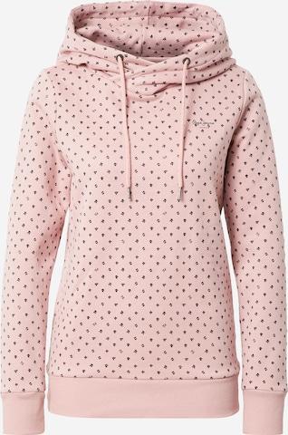 Pepe Jeans Sweatshirt 'POPPY' in Pink