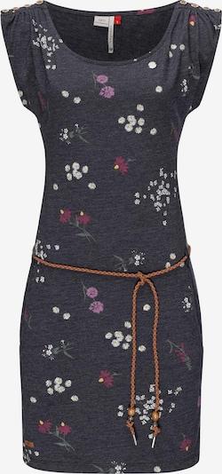 Ragwear Ljetna haljina 'Chego Flowers Intl.' u ultra morsko plava / miks boja, Pregled proizvoda