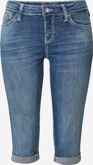Soccx Pantalon en bleu denim, Vue avec produit