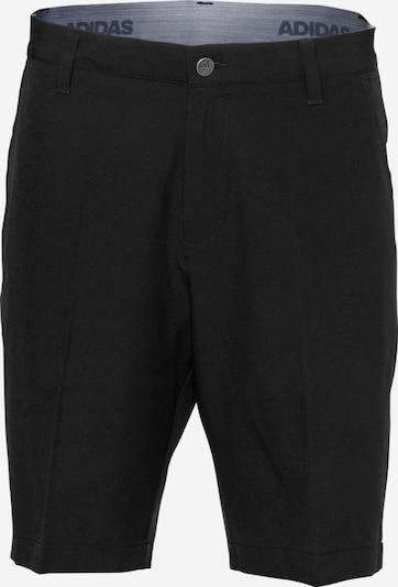 fekete adidas Golf Sportnadrágok, Termék nézet