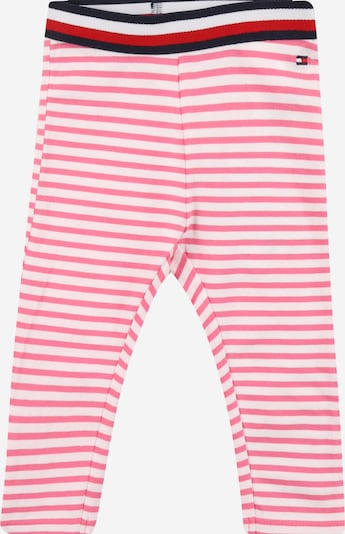 TOMMY HILFIGER Leggings in dark blue / light pink / red / white, Item view