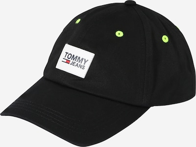 Tommy Jeans Nokamüts must / valge, Tootevaade