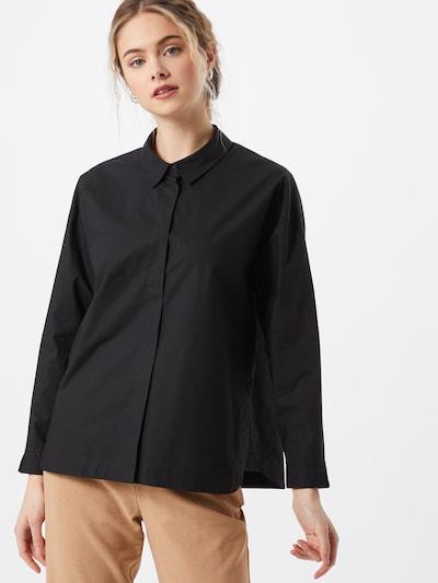 Masai Bluse 'Ina' in schwarz, Modelansicht