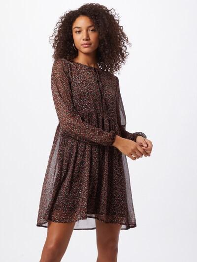 ONLY Kleid 'Vonna' in mischfarben / schwarz, Modelansicht