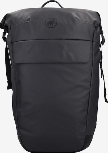 MAMMUT Rucksack 'Seon Courier' in schwarz, Produktansicht