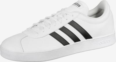 ADIDAS PERFORMANCE Sportschoen 'VL Court 2.0' in de kleur Zwart / Wit, Productweergave
