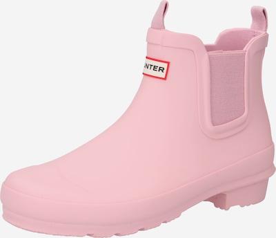 HUNTER Botas de lluvia en rosa, Vista del producto