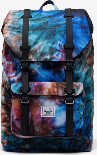 Herschel Backpack 'Little America' in Blue / Mixed colours, Item view