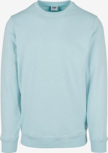 Urban Classics Sweatshirt in hellblau, Produktansicht