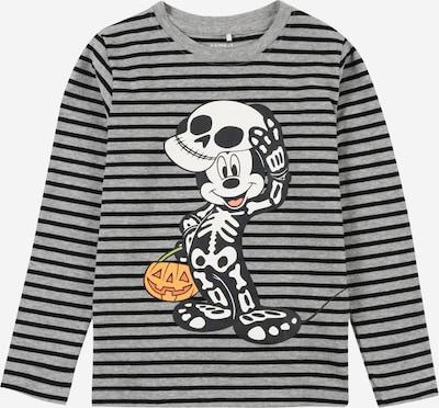 NAME IT Shirt in Grey / Black / White, Item view
