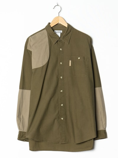 COLUMBIA Jeanshemd in XL/XXL in khaki, Produktansicht