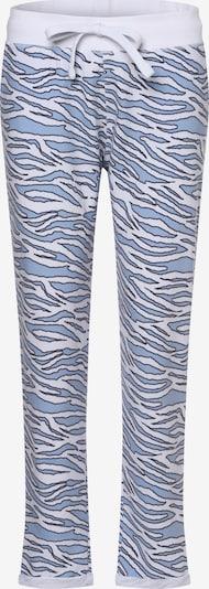Marie Lund Hose in blau / weiß, Produktansicht
