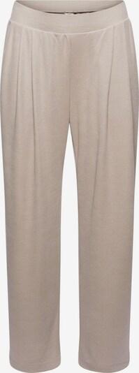 ESPRIT Pyjamahose in beige / hellbeige, Produktansicht