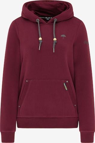 Schmuddelwedda Sweatshirt in Red