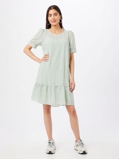 Rochie 'Sanne' minus pe verde mentă, Vizualizare model