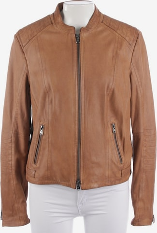 Schyia Jacket & Coat in M in Brown
