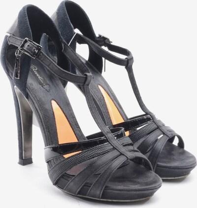 DIESEL Sandaletten in 37 in schwarz, Produktansicht