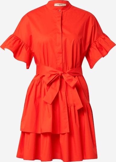 Twinset Robe-chemise en orange fluo, Vue avec produit