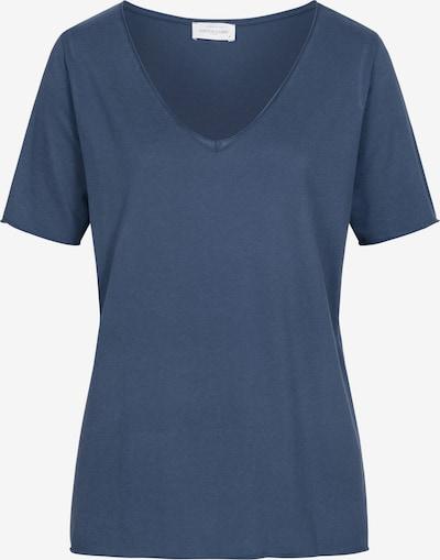 Cotton Candy T-Shirt 'NIVIA' in navy, Produktansicht
