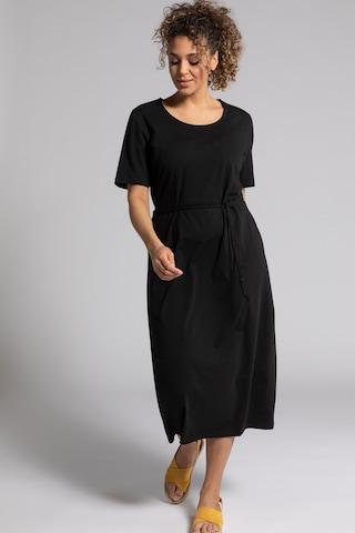 Ulla Popken Jurk in Zwart
