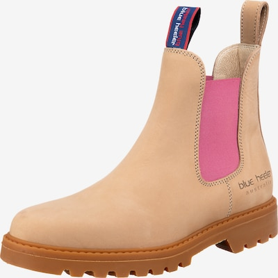 Blue Heeler Hamilton Chelsea Boots in sand, Produktansicht