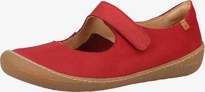 EL NATURALISTA Schuh in rot, Produktansicht
