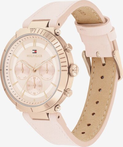 TOMMY HILFIGER Analog Watch in Rose gold / Pink, Item view