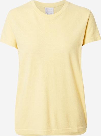 Afends Tričko - žlutá, Produkt