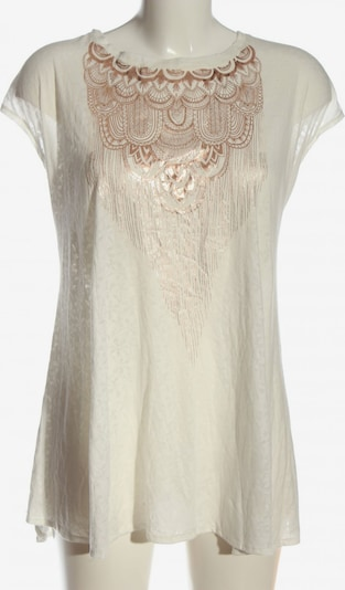 BSB Fashion Top & Shirt in M in Cream / Gold, Item view