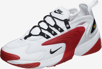 Nike Sportswear Trampki niskie 'Zoom 2K' w kolorze czerwone wino / białym, Podgląd produktu