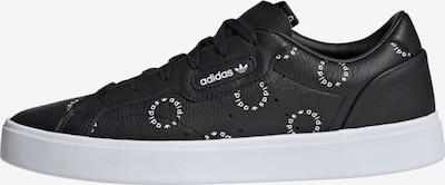 ADIDAS ORIGINALS Sneaker in schwarz / weiß, Produktansicht