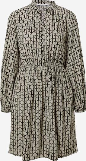 ABOUT YOU Kleid 'Tessy' in beige / schwarz, Produktansicht