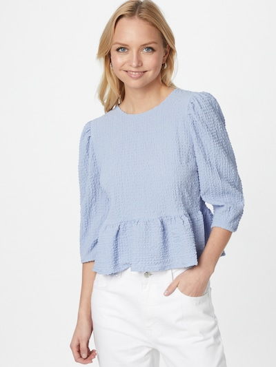 ONLY Blouse in Blue, View model