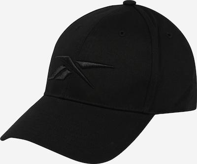 REEBOK Sportovní kšiltovka - černá, Produkt