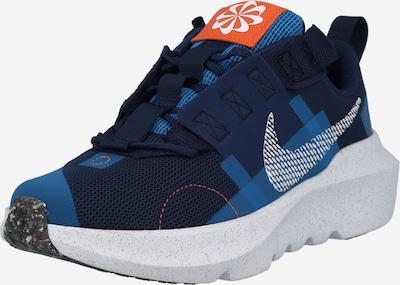 Sneaker 'Crater Impact' Nike Sportswear pe bleumarin / azuriu / portocaliu închis / alb, Vizualizare produs