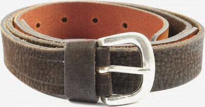 Sisley Ledergürtel in XS-XL in braun, Produktansicht