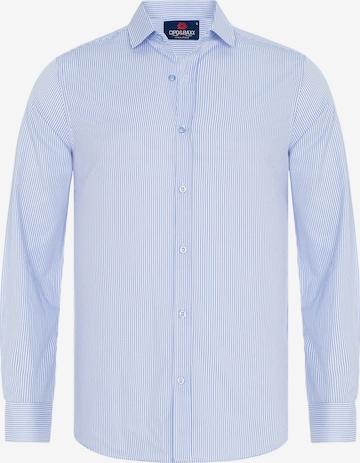 CIPO & BAXX Langarmhemd in Blau