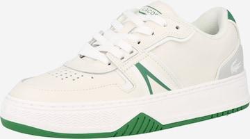 LACOSTENiske tenisice - bijela boja